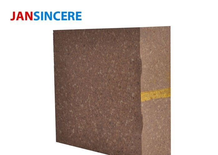 High Temperature Furnace Refractory Bricks Alkali Resistance Good Thermal Stability