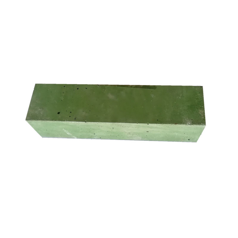 Fire Resistance High Temperature Castable Refractory Fused Zircon Corundum Brick