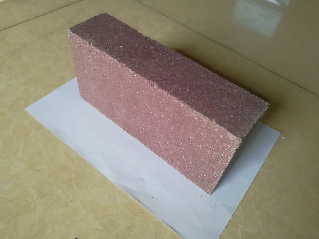 Customized Insulation Refractory Chrome Corundum Brick Al2O3 80% Anti - Erosion