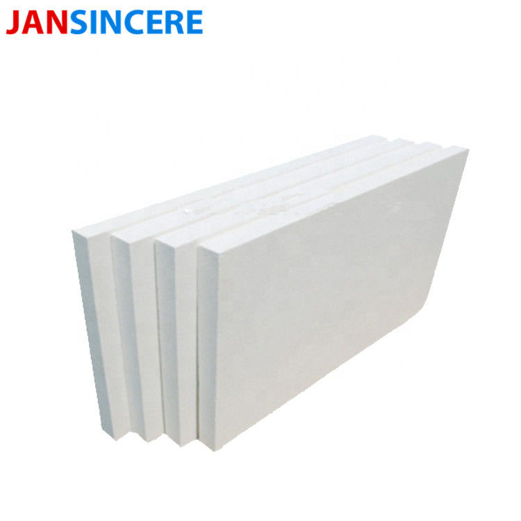 1260℃ High Temperature Fiber Board / Alumina Refractory Ceramic Fiber Board